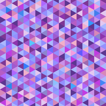Seamless triangle pattern. Geometric wallpaper of the surface. Unique background. Doodle for design. Bright colors. Print for polygraphy, posters, t-shirts and textiles