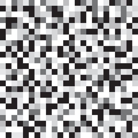 Seamless background. Abstract geometric wallpaper. Checkered pattern. Geometric backdrop. Tile texture. Doodle for design. Print for polygraphy, posters, banners and textiles