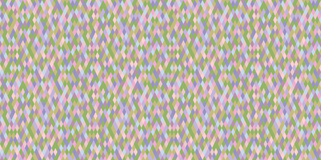 Tiled multicolored pattern. Geometric background. Seamless texture. Colored wallpaper of the surface. Print for banners, t-shirts and textiles