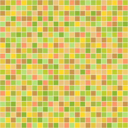 Checkered background. Seamless tile pattern. Geometric wallpaper. Cute colors. Print for polygraphy, posters, t-shirts and textiles. Doodle for design