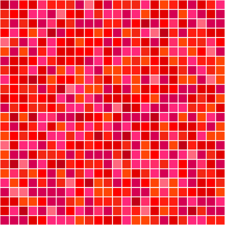 Seamless pattern. Checkered background. Abstract geometric wallpaper. Cute background. Pretty colors. Print for polygraphy, posters, t-shirts and textiles. Tile texture. Doodle for design Illustration
