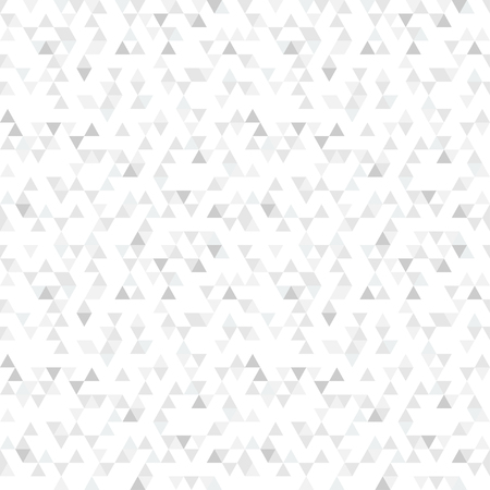 Seamless triangle pattern. Geometric wallpaper of the surface. Unique background. Doodle for design. Print for flyers, posters, t-shirts and textiles Illustration