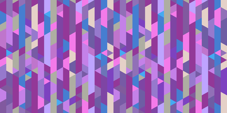 Polygonal background. Geometric wallpaper of the surface. Bright colors. Seamless pattern. Print for banners, posters, flyers and textiles. Greeting cards. Doodle for design