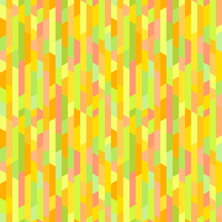 Seamless multicolored pattern. Abstract tile wallpaper of the surface. Bright colors. Template for polygraphy, posters, t-shirts and textiles Illustration