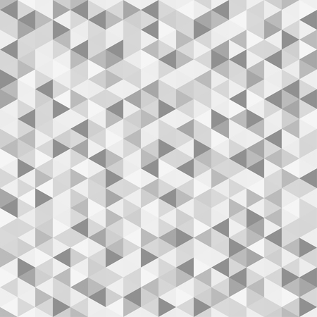 Triangle pattern. Seamless wallpaper of the surface. Tile background. Print for polygraphy, posters, t-shirts and textiles. Unique texture. Doodle for design