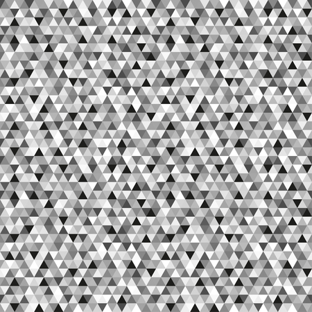 Triangle pattern. Grid wallpaper of the surface. Seamless tile background. Template for flyers, posters, t-shirts and textiles. Unique texture. Doodle for design