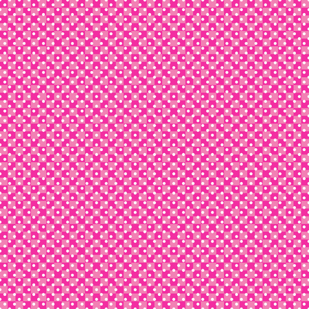 Tile background with dots. Checkered geometric wallpaper of the surface. Seamless pattern. Print for banners, posters, flyers and textiles. Greeting cards. Doodle for design