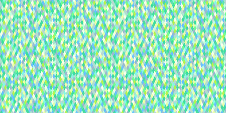 Tiled background with trapeziums. Geometric pattern. Mosaic wallpaper. Seamless bright texture. Print for banners, posters, flyers and textiles. Greeting cards. Doodle for design Çizim