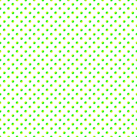 Dotted pattern. Seamless texture. Geometric background with dots. Abstract wallpaper of the surface. Print for polygraphy, posters, t-shirts and textiles Illustration