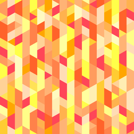 Tiled background with many polygons. Geometric bright wallpaper. Mosaic texture. Seamless pattern. Pretty colors. Print for flyers, posters, banners and textiles. Greeting cards