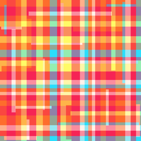 Checkered pattern. Seamless texture. Geometric background. Abstract wallpaper of the surface. Print for polygraphy, posters, t-shirts and textiles. Doodle for design. Greeting cards. Art creation