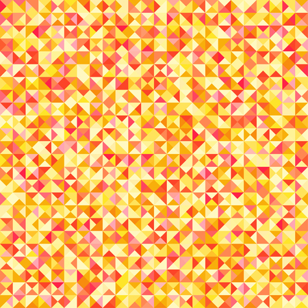 Seamless triangle pattern. Bright colors. Abstract geometric wallpaper of the surface. Cute tile background. Print for polygraphy, posters, t-shirts and textiles. Bright texture. Doodle for design Illustration