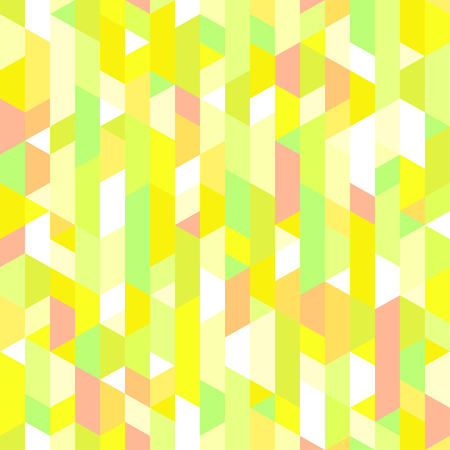 Tiled multicolored pattern. Geometric background. Seamless bright texture. Colored wallpaper of the surface. Print for banners, flyers, t-shirts and textiles