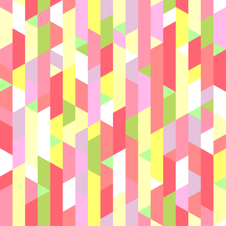 Tiled background. Geometric pattern. Abstract wallpaper. Seamless striped texture with segments. Print for banners, posters, flyers and textiles. Greeting cards. Doodle for design