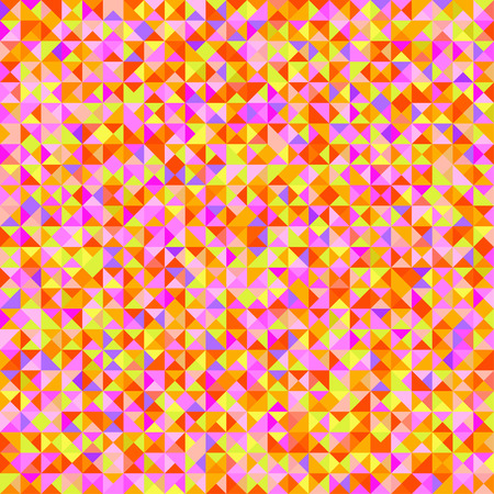 Patrón de triángulo sin costuras Papel tapiz geométrico abstracto de la superficie. Ilustración de vector