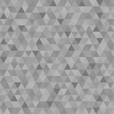 Seamless triangle pattern. Pastel colors. Abstract geometric wallpaper of the surface. Monochrome background.