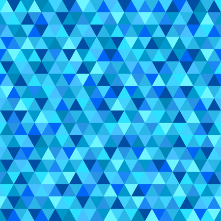 Seamless triangle pattern. Geometric wallpaper of the surface. Unique background.