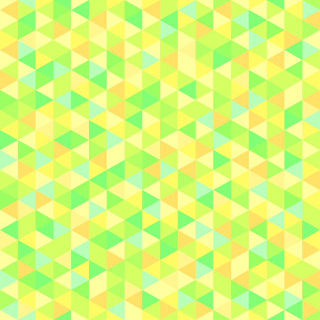 Seamless triangle pattern. Abstract geometric wallpaper of the surface. Cute tile background. Pastel colors. Print for banners, posters, t-shirts and textiles. Beautiful texture. Wrapping paper