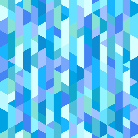 Stripe pattern. Multicolored mosaic background. Seamless tiled texture with many segments. Geometric colorful wallpaper with stripes. Print for flyers, shirts and textiles. Wrapping paper Illustration