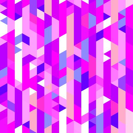 Modèle sans couture avec des rayures. Papier peint géométrique abstrait de la surface. Fond multicolore rayé. Texture mosaïque. Impression pour chemises et textiles. Doodle pour les affaires et le travail. Papier cadeau