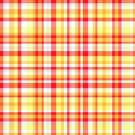 Seamless pattern. Checkered geometric wallpaper of the surface. Striped multicolored background. Pretty texture. Print for banners, flyers, t-shirts and textiles Çizim