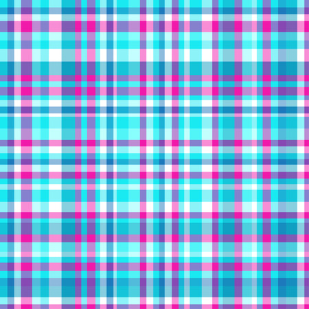 Seamless pattern. Checkered geometric wallpaper of the surface. Striped multicolored background. Pretty texture. Print for banners, flyers, t-shirts and textiles