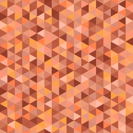 Seamless triangle pattern. Abstract geometric wallpaper of the surface. Tiled background. Light colors. Print for polygraphy, posters, t-shirts and textiles. Mosaic texture. Doodle for design Illustration