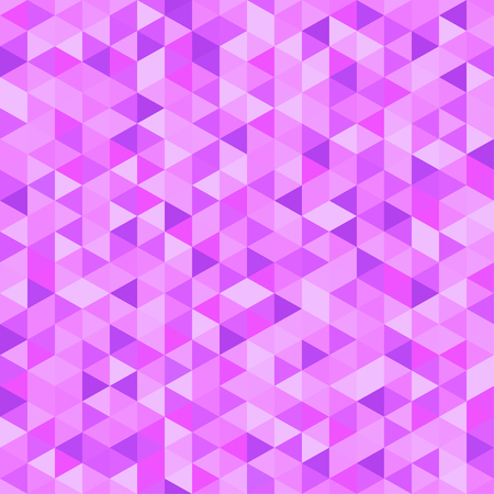 Seamless triangle pattern. Abstract geometric wallpaper of the surface. Tiled background. Print for polygraphy, posters, t-shirts and textiles. Mosaic texture. Doodle for design