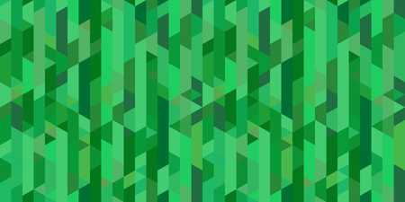 Polygonal background. Seamless mosaic pattern. Abstract geometric wallpaper of the surface. Striped multicolored backdrop. Tiled texture. Print for polygraphy, t-shirts and textiles