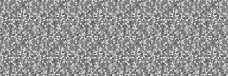 Triangle wallpaper of the surface. Tile background. Seamless polygonal pattern. Print for polygraphy, posters, banners and textiles. Unique texture. Doodle for work. Wrapping paper Illustration