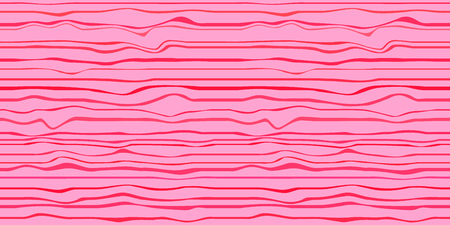 Seamless colored pattern with stripes. Stripe pattern. Wavy background. Abstract texture with many lines. Geometric wallpaper. Doodle for flyers, shirts and textiles