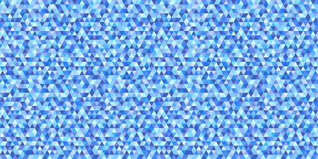 Tile pattern with triangles. Seamless geometric wallpaper of the surface. Mosaic background. Doodle for design. Print for polygraphy, posters, t-shirts and textiles. Fashion texture Archivio Fotografico - 119009331