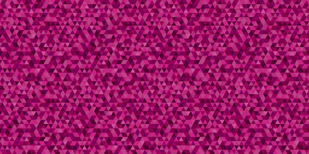 Tile pattern with triangles. Seamless geometric wallpaper of the surface. Unique background. Triangle texture. Doodle for design. Bright colors. Print for polygraphy, posters, t-shirts and textiles