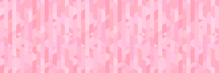 Colorful polygonal pattern. Seamless abstract texture. Tiled multicolored background. Geometric wallpaper. Image for flyers, banners and textiles. Doodle for design