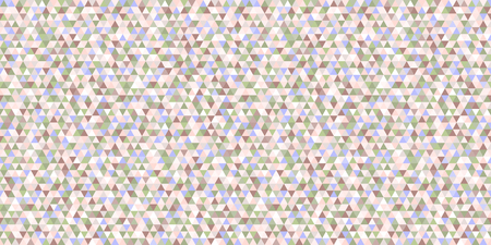 Seamless triangle pattern. Colorful wallpaper of the surface. Bright tile background. Print for polygraphy, posters, t-shirts and textiles. Unique texture. Doodle for design