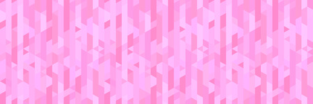 Polygonal background. Multicolored tiled pattern. Seamless geometric wallpaper of the surface. Colorful texture. Doodle for design. Print for banners Illusztráció