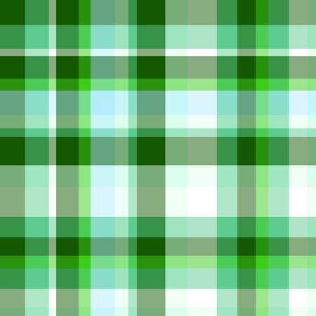 Seamless multicolored pattern. Checkered texture