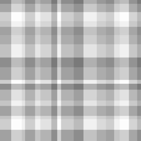 Seamless monochrome checkered pattern. Abstract checkered texture