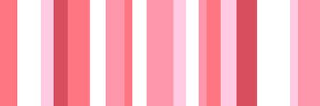 Abstract wallpaper with lines. Seamless colorful background. Striped pattern with stylish and bright colors. White and red stripes Çizim