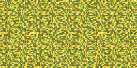 Tiled pattern with triangles. Seamless geometric wallpaper of the surface. Triangle background 일러스트