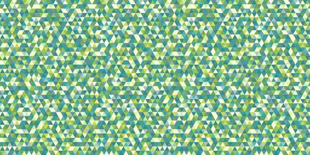 Seamless triangle pattern. Tiled colored background. Seamless geometric texture from triangles 일러스트