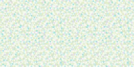 Seamless triangle pattern. Light colored background. Seamless geometric texture from triangles