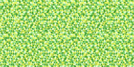Seamless triangle pattern. Tiled colored background. Seamless geometric texture from triangles Illusztráció