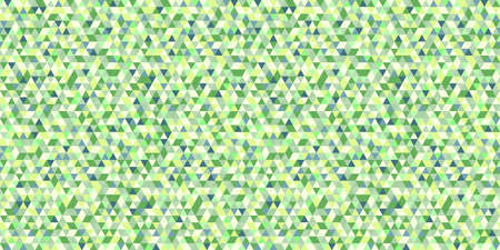 Seamless triangle pattern. Geometric wallpaper of the surface. Colorful tiled background. Print for flyers, posters, and textiles