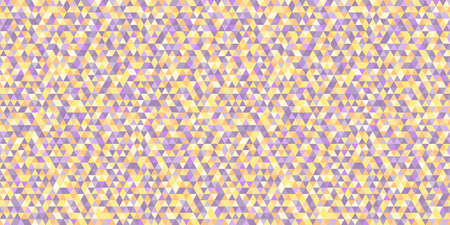 Seamless triangle pattern. Colorful background. Geometric texture from triangles Illusztráció