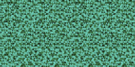 Tiled pattern with triangles. Seamless geometric wallpaper of the surface. Mosaic background. Print for polygraphy, posters, t-shirts and textiles Illusztráció