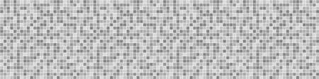 Seamless pixel pattern.Tiled background. Seamless tile texture with many pixels. Black and white illustration