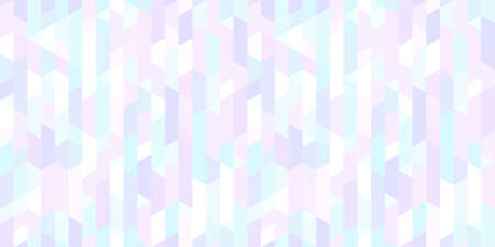 Tiled multicolored pattern. Geometric background. Seamless tile texture
