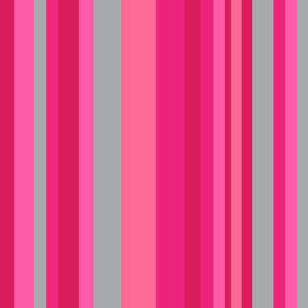 Striped pattern with stylish colors. Pink and gray stripes