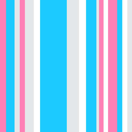 Striped pattern with stylish pink, blue and gray colors
